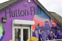 Hutton Hall Community Centre in Washwood Heath