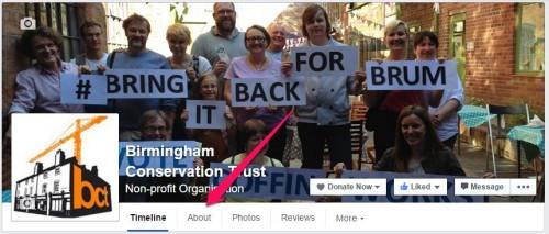 Add Facebook Donate Button