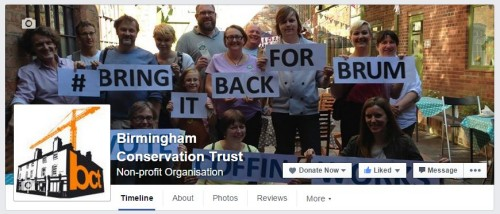 Donate Now, Call To Action, Facebook Pages
