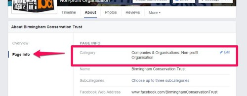 adding facebook donate button